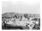 Jerusalem, Illustration from 'Faust' Journal, C.1860 (Engraving) Giclee Print by  Austrian