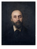 Portrait of Georges De Bellio (1828-94) c.1877 Giclee Print by Nicolas Gricoresco or Grigorescu