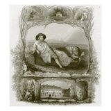 Goethe Giclee Print by  English