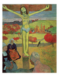 Yellow Christ, 1889 Giclee Print by Paul Gauguin