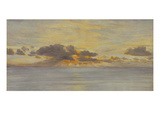 Sunset Giclee Print by John Brett