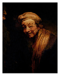 Self Portrait, C.1668-9 Giclee Print by  Rembrandt van Rijn