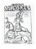Captain Luis De Avalos Killing an Inca (Woodcut) Giclee Print by Felipe Huaman Poma De Ayala