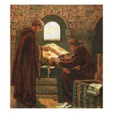 Domesday Book Giclee Print by  English