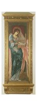 St. Cecilia (Tempera on Panel) (See also 198348) Giclee Print by Edward Burne-Jones