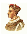 King Henry V Giclee Print by  English