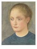 Maria Vanzini (W/C) Giclee Print by Edward Clifford