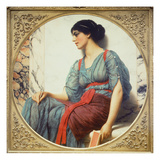 The Love Letter Giclee Print by John William Godward