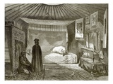 Tent of a Kalmuk Princess Giclee Print by  English