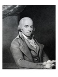 Muzio Clementi, 1794 (Engraving) Giclee Print by Thomas Hardy