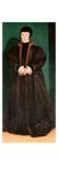 Christina of Denmark (1522-90) Duchess of Milan, Probably 1538 (Oil on Panel) Giclee Print by Hans Holbein the Younger