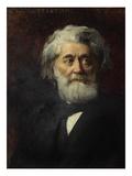 Portrait of Henri Cernuschi, 1890 Giclee Print by Leon Joseph Florentin Bonnat