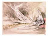 Allegory of Vanity Giclee Print by Henry Fuseli