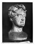 Georges Cuvier, 1833 (Marble) Giclee Print by Pierre Jean David d'Angers