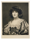 Lorna Doone, Engraved by Fred Miller (Fl.1886-1915) Pub. by Robert Dunthorne, 1892 (Mezzotint) Giclee Print by William Clarke Wontner