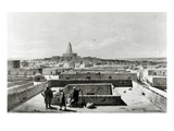 Timbuktu from the Terrace of the Traveller's House Giclee Print by Johann Martin Bernatz