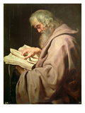 The Apostle Simon (Peter) Giclee Print by Peter Paul Rubens