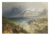 Marina Grande, Sorrento Giclee Print by James Baker Pyne