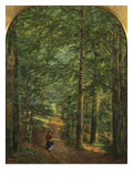 In the Woods Giclee Print by Edmund George Warren