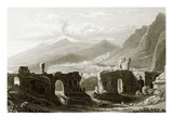 Taormina Giclee Print by  English