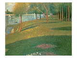 A Sunday on La Grande Jatte 1884, 1884-86 Giclee Print by Georges Pierre Seurat
