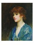 Venetta Giclee Print by Sir Samuel Luke Fildes