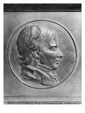 Friedrich Karl Von Savigny (Bronze) Giclee Print by Pierre Jean David d'Angers