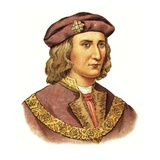King Richard Iii Giclee Print by  English