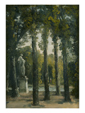A Park Giclee Print by  French