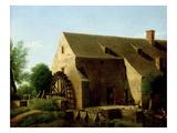 Jean Victor Bertin - A Mill, 1800-06 Digitálně vytištěná reprodukce