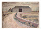 The Barn Giclee Print by Roger Eliot Fry
