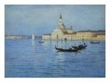 San Giorgio Maggiore, Venice, 1902 (W/C) Giclee Print by Helen Allingham
