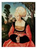 Anna Cuspinian Giclee Print by Lucas Cranach the Elder