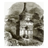 Absalom's Tomb Giclee Print by  English