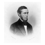 William Henry Milburn, Engraved by J.C. Buttre (Engraving) Giclee Print by Mathew Brady