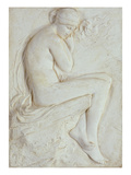 Psyche (Plaster) Giclee Print by Harry Bates