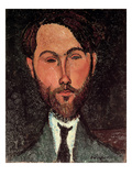 Leopold Zborowski Giclee Print by Amedeo Modigliani