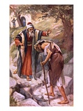 The Prodigal Son Giclée-tryk af Harold Copping