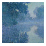 Branch of the Seine Near Giverny, 1897 Giclee Print by Claude Monet
