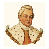 King William Iv Giclee Print by  English