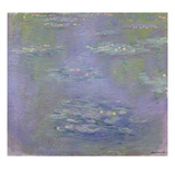 Waterlilies, 1903 (Oil on Canvas)(See Detail 382332) Reproduction proc&#233;d&#233; gicl&#233;e par Claude Monet