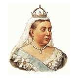 Queen Victoria Giclee Print by  English