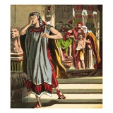 History of Joseph Giclee Print by  English