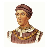 King Henry Vi Giclee Print by  English