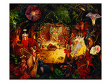 The Fairies' Banquet, 1859 Giclee Print by John Anster Fitzgerald