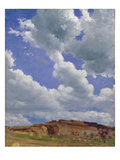 Clouds Giclee Print by Thomas Cooper Gotch