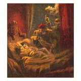 Murder of the Little Princes Giclee Print by  English