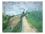 Path Leading to Ville D'Avray, 1879 Giclee Print by Alfred Sisley