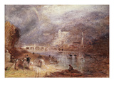 Heidelberg Giclee Print by J. M. W. Turner