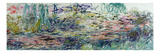 Waterlilies, 1917-19 Giclee Print by Claude Monet